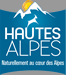 Footer logo hautes alpes